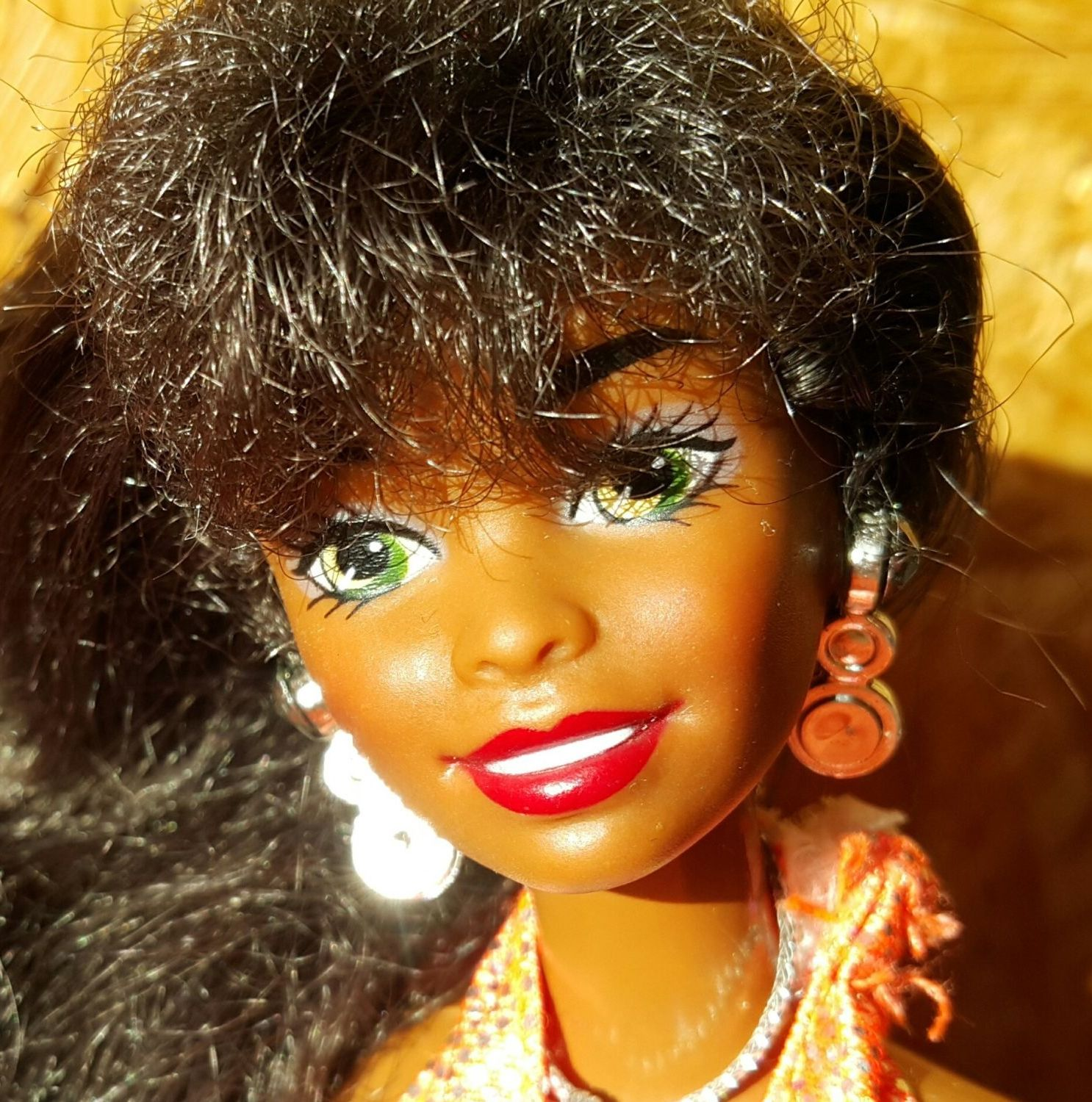 Christie Sparkle Beach Barbie