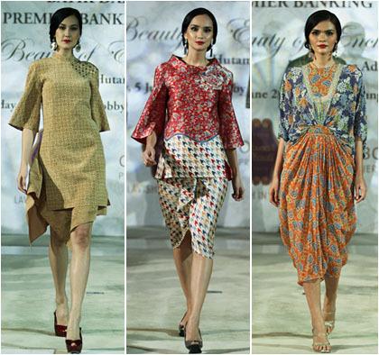 30 Model Baju Batik Artis Terbaru Untuk Kerja Dan Ke Kantor ...