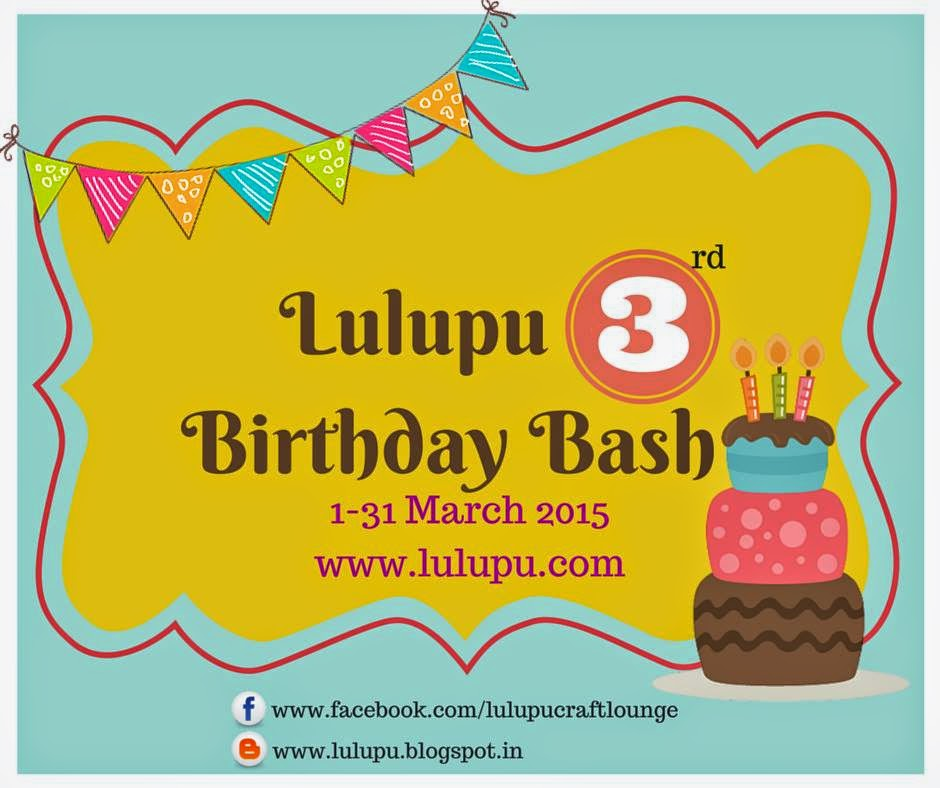 Lulupu's 3rd Birthday Bash..!!