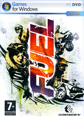 Free Download FUEL PC Game Full Version