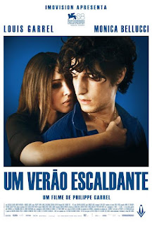 """Cartaz brasileiro do filme """"Um Verão Escaldante"""""""