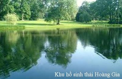 Hồ sinh thái Hoàng Gia