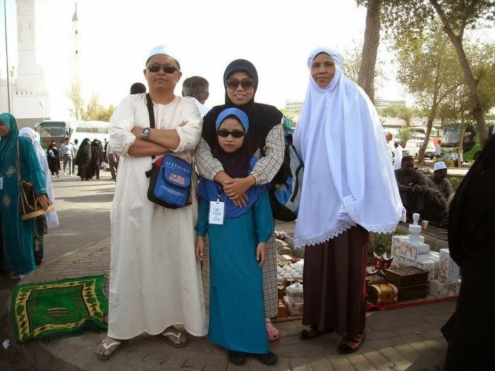 Umrah, June 2011