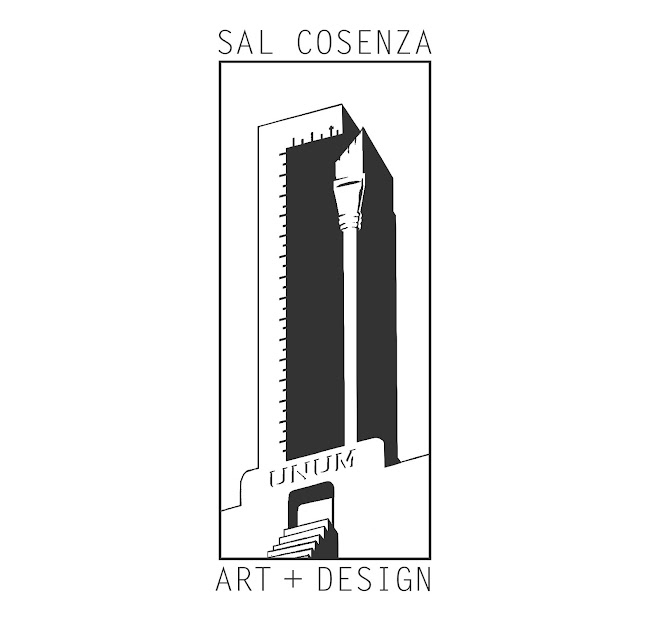 The Artwork of Sal Cosenza