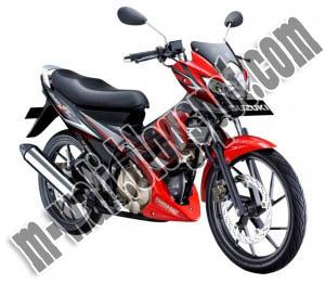 Spesifikasi Motor Satria FU 2012