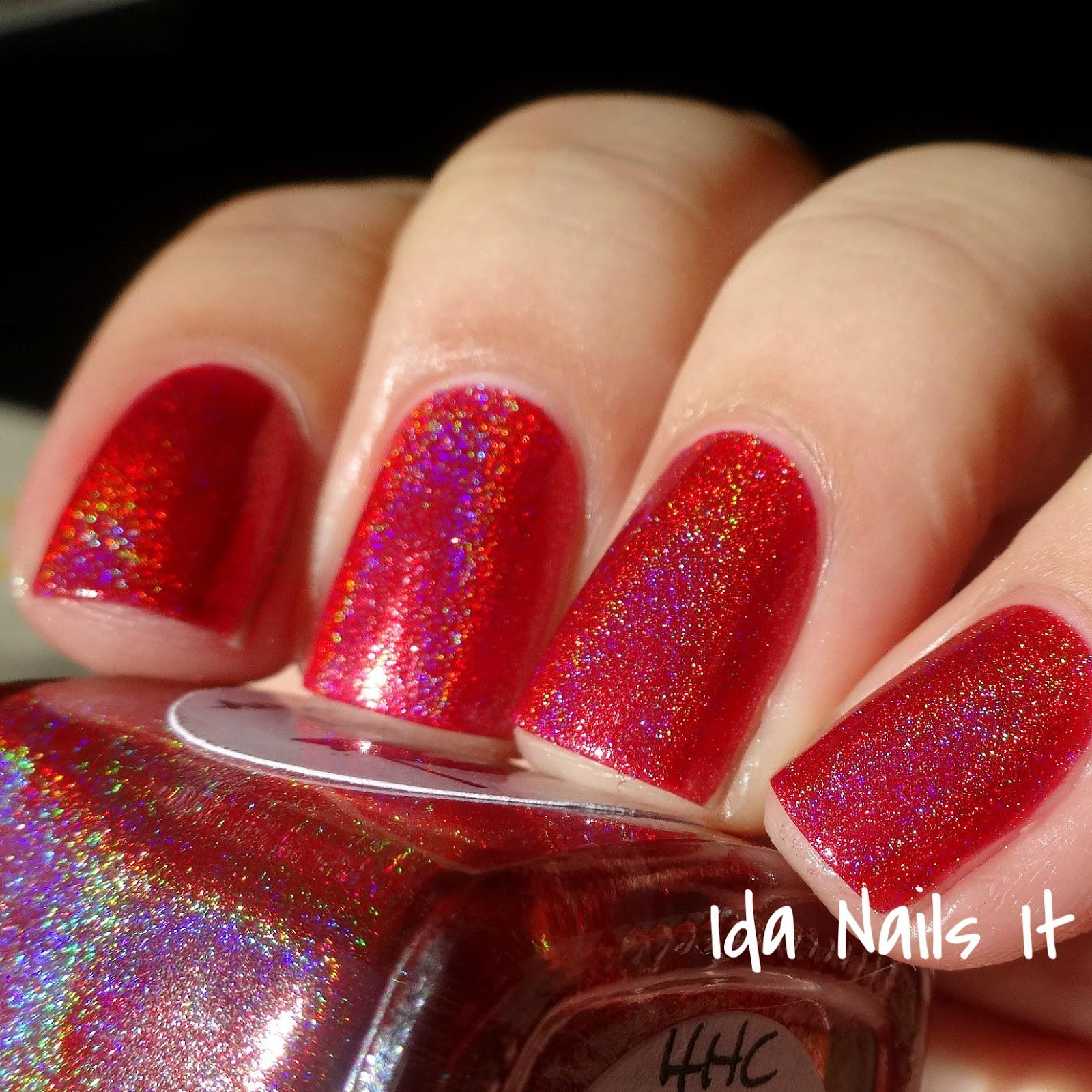 Ida Nails It Hella Holo Customs Halloween True Blood