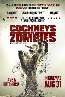 Thây Ma Trở Lại - Cockneys Vs Zombies (2012) Poster