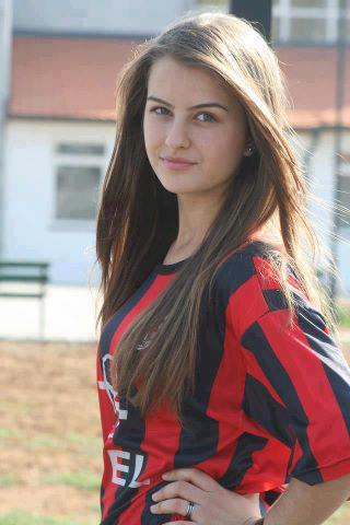 Milan Angel Milanisti Girl