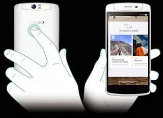 Mengoperasikan N1 dengan O-Touch