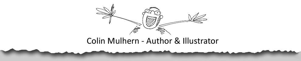 Colin Mulhern - Author - Illustrator