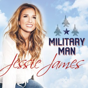 Jessie James - Military Man Lyrics