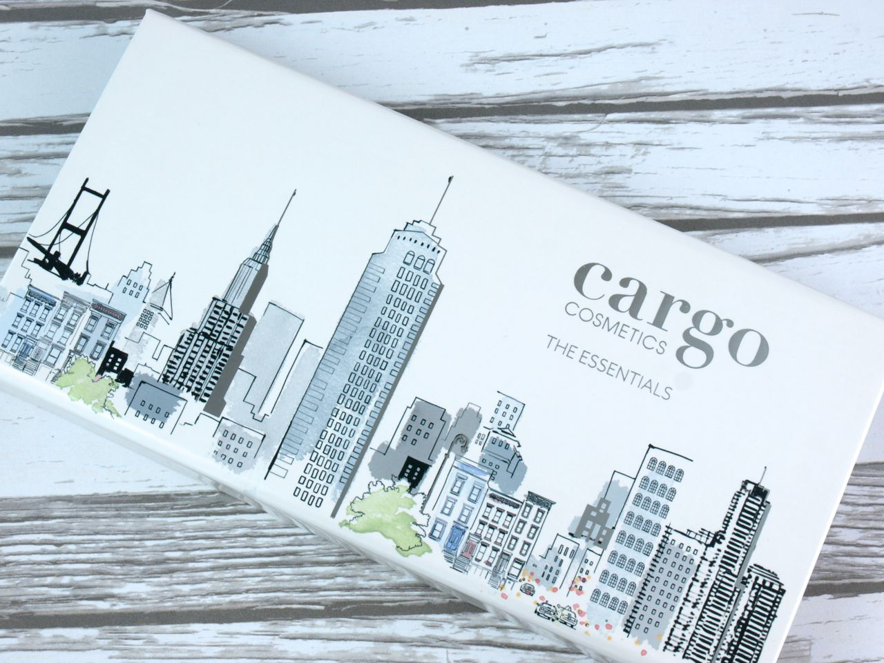 Cargo The Essentials Eye Palette: Review and Swatches