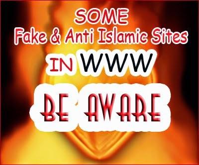 Daftar 46 Situs Islam Palsu yang Dimiliki Non-Muslim