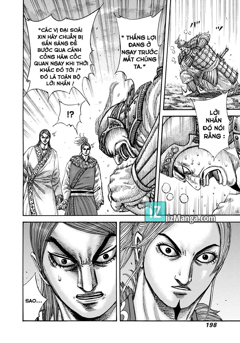 Kingdom – Vương Giả Thiên Hạ (Tổng Hợp) chap 316 page 11 - IZTruyenTranh.com