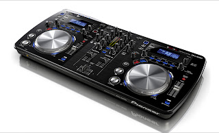 XDJ AERO Pioniera, XDJ-AERO Pioniera, controller DJ