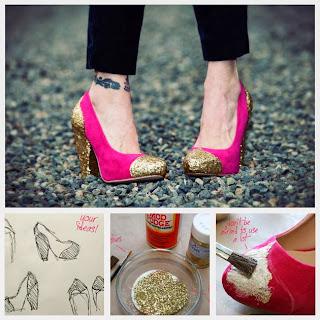 Redecora tus Zapatos, Ideas de Año Nuevo