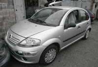 DESPIECE DE CITROEN C3 de 2002 hasta 2005