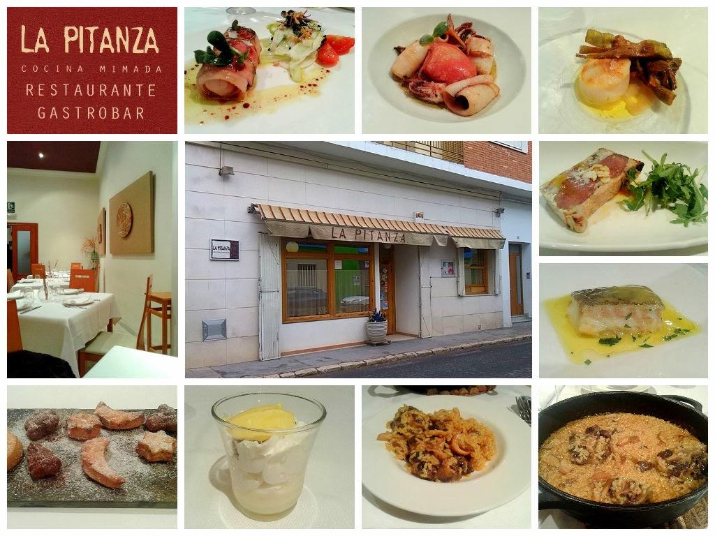 Restaurante la pitanza pedralba valencia men - Menu degustacion casa juan ...
