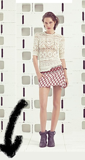 FROM:  ISABEL MARANT SS2013