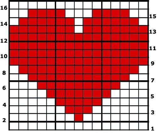Crochet Patterns On Graph Paper : Bueno...y ya con esto tenemos nuestro video de la semana...espero que ...