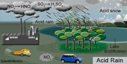 the threat of acid rain