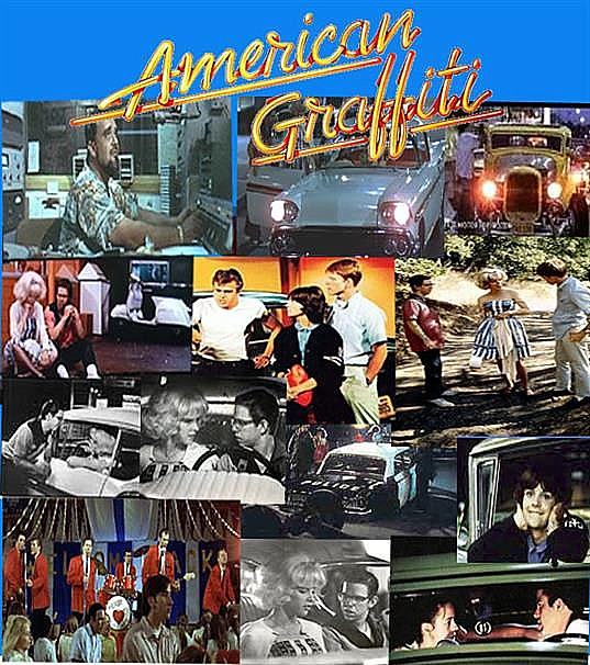 Image result for american graffiti art