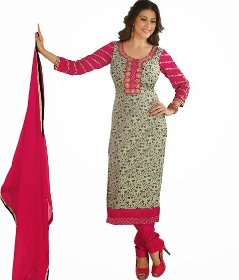 Buy Designer Salwar Kameez