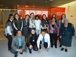 Formandos do 26º grupo de capacitação profissional