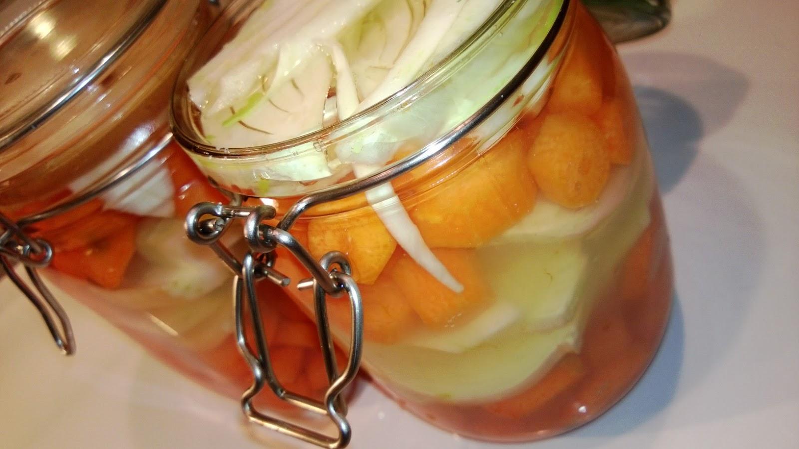 Crudit s au vinaigre variantes - Faire une mere de vinaigre ...