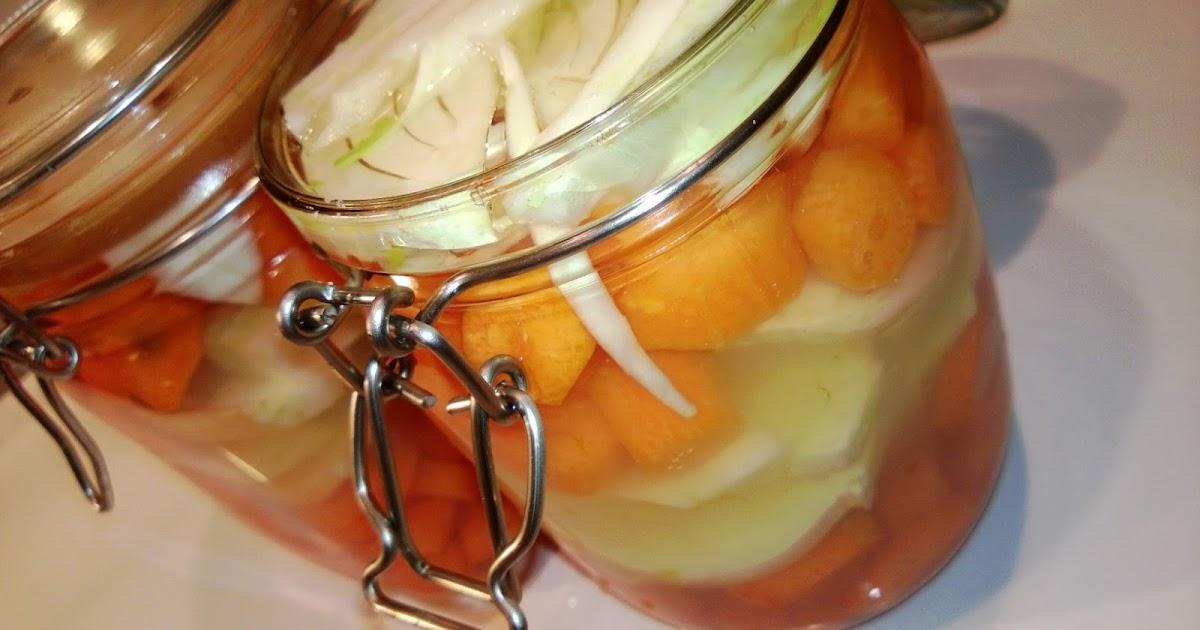 Recettes d 39 une m re de famille nombreuse crudit s au vinaigre variantes - Faire une mere de vinaigre ...