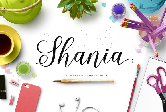 [Script] Shania Việt hóa
