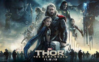 thor the dark world, thor 2