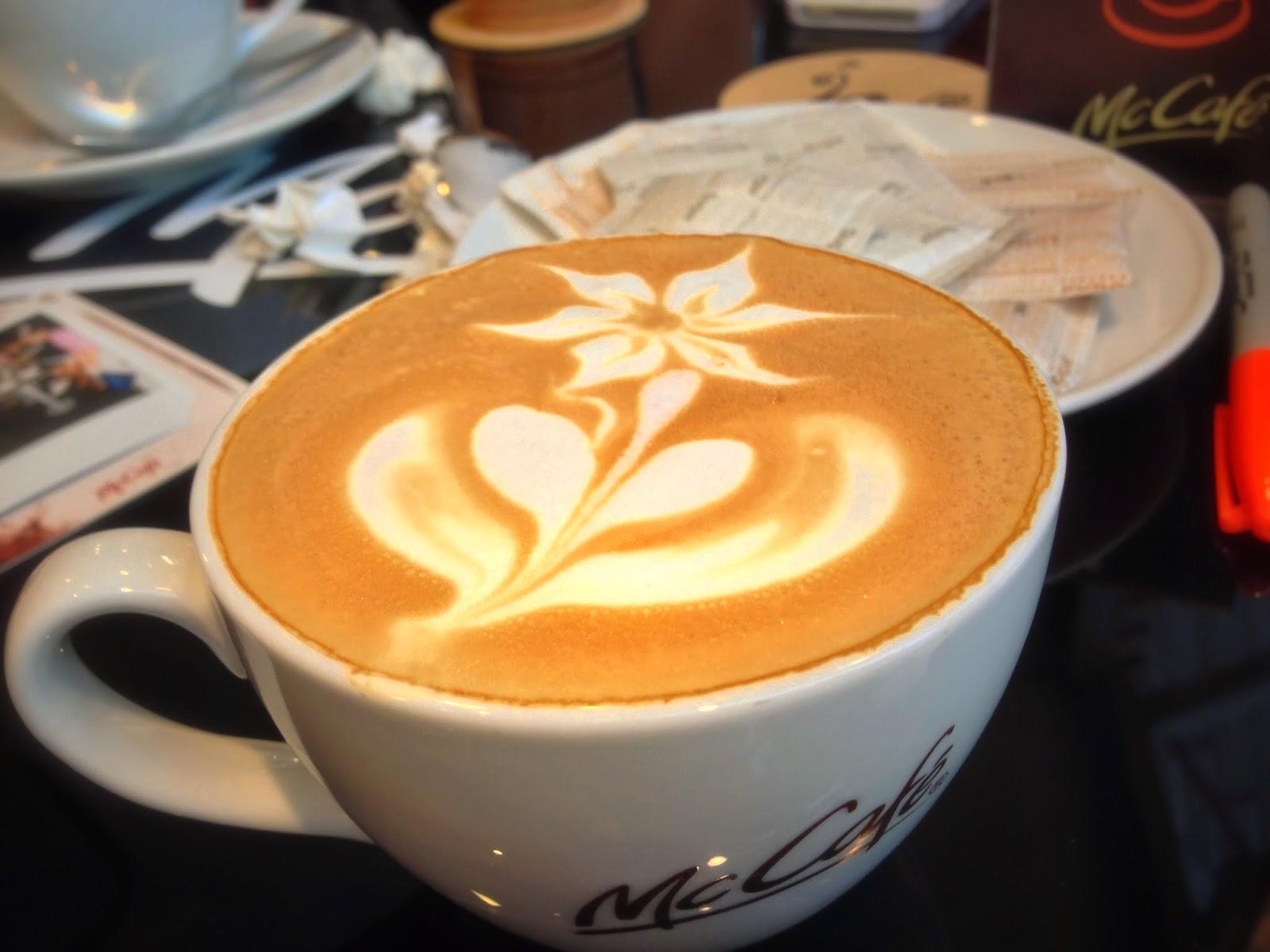 Evilbean's Latte Art