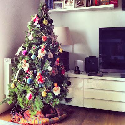 Árbol de navidad made in Miuniversodiy