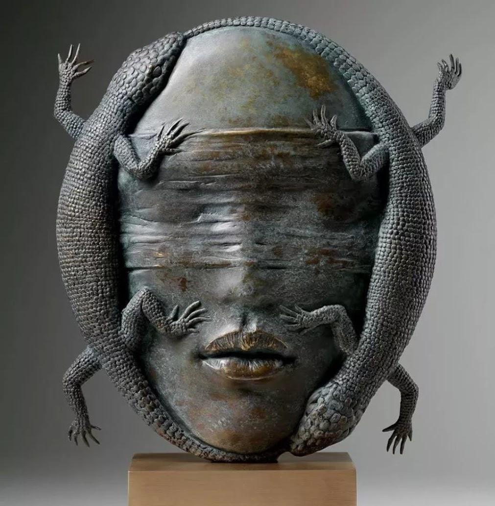 Volodymyr Tsisaryk Salamander Dream