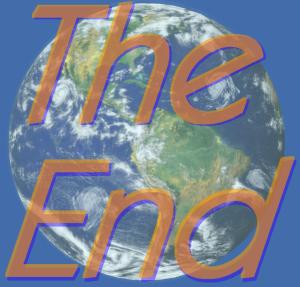 No dia do fim do mundo vai acabar o mundo em 21-12-2012 dezembro