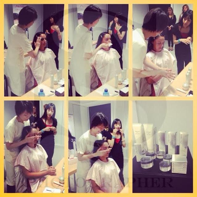 Ibuki by Shiseido Silvia Quiros SQ Beauty
