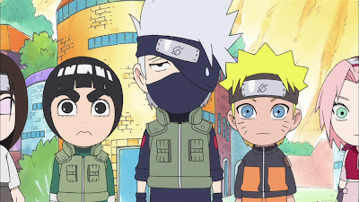 Naruto SD: Rock Lee no Seishun Full-power Ninden 12 Sub Español Online