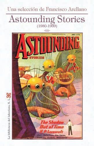 Literatura de Serie B  AstoundingStories1930-39