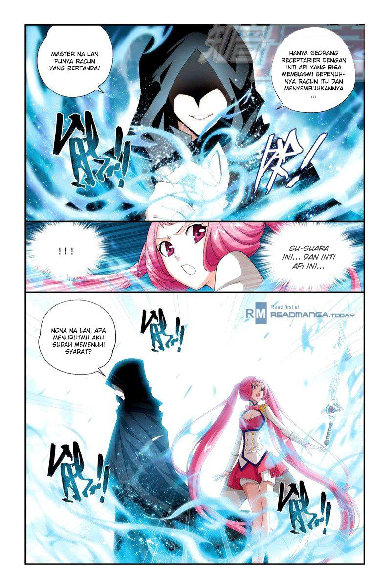 Battle Through Heaven Chapter 62-22
