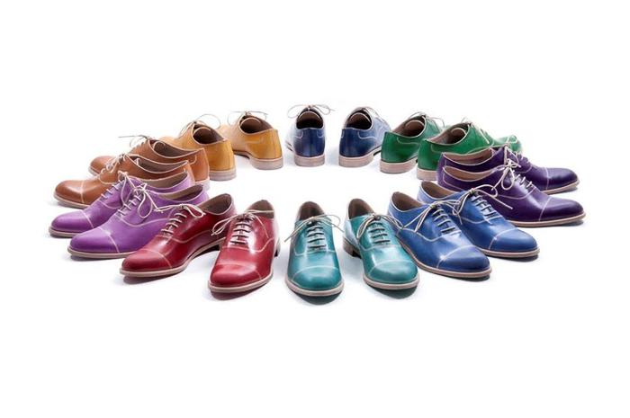 Nueva colección de Zapatos Candies de Fratelli Rossetti Primavera Verano 2015