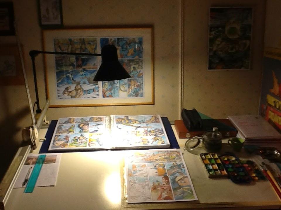 Tavolo Da Disegno Artistico : Frame my space: nuova pannonia: tavolo da lavoro e promozione editoriale
