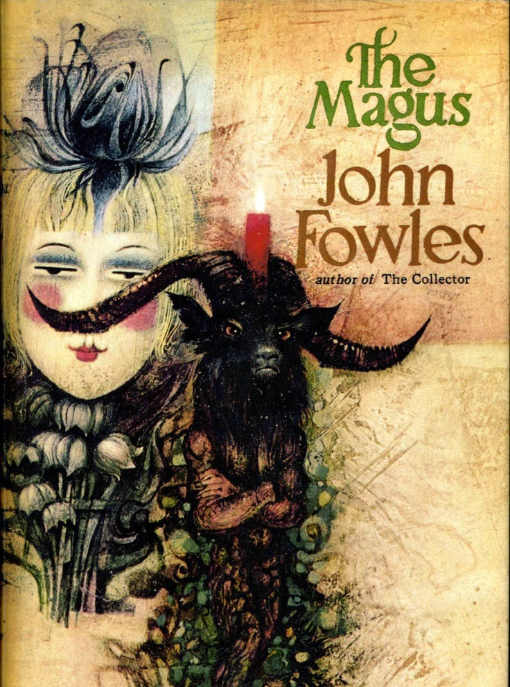 John Fowles The Magus book review