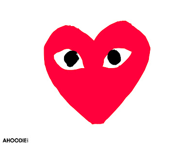 Play Comme Des Garcons Logo. I just got a Play by Comme des