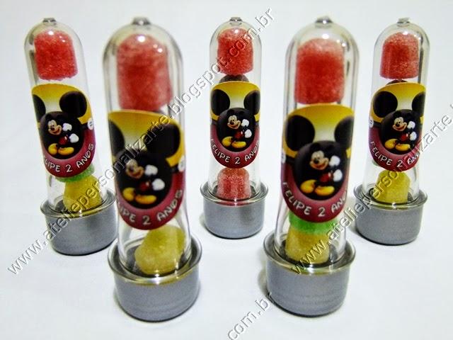 lembrancinhas personalizadas aniversario infantil mickey