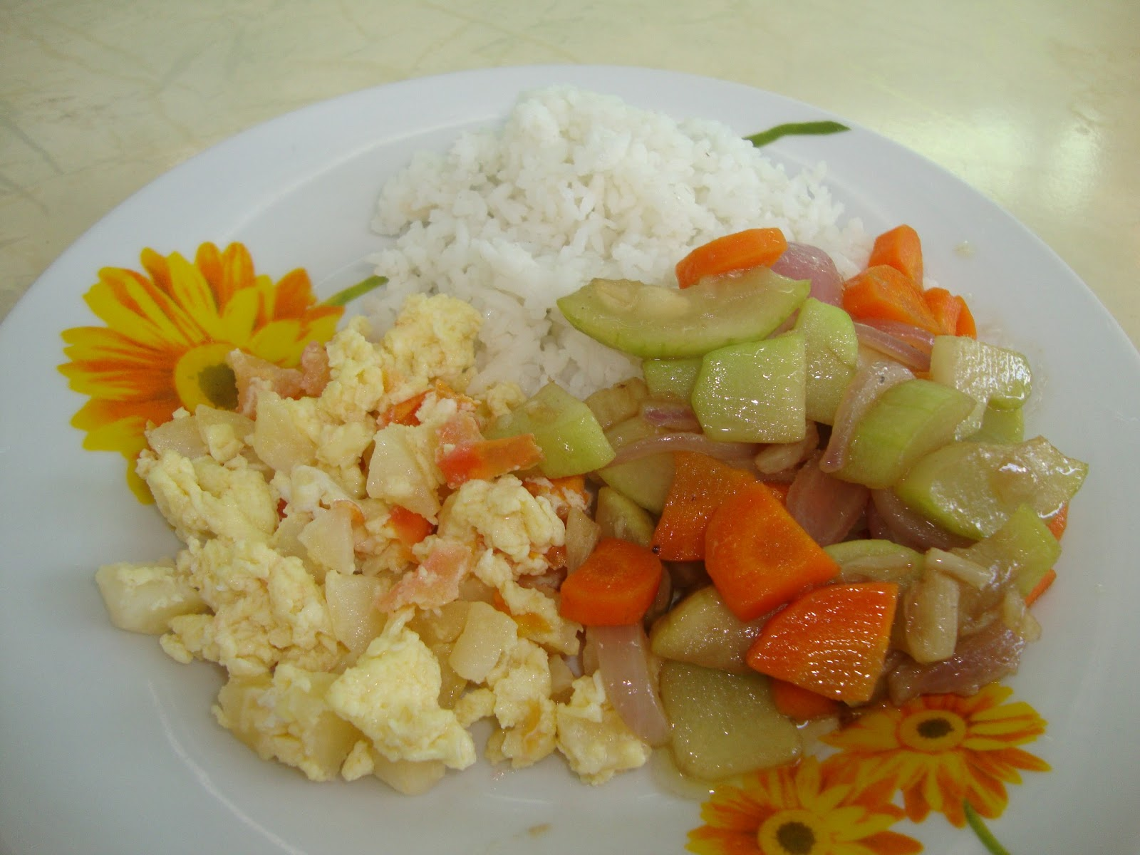 """Balot's Chatter: Coursera's """"Just Cook"""" a Balance Breakfast"""