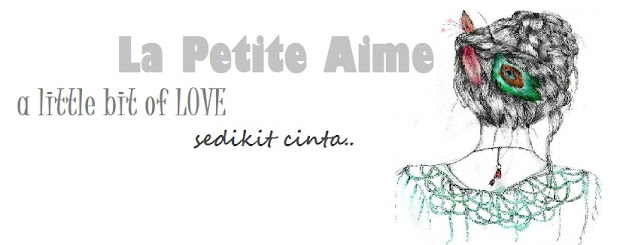 Sedikit Cinta itu La Petite Aime
