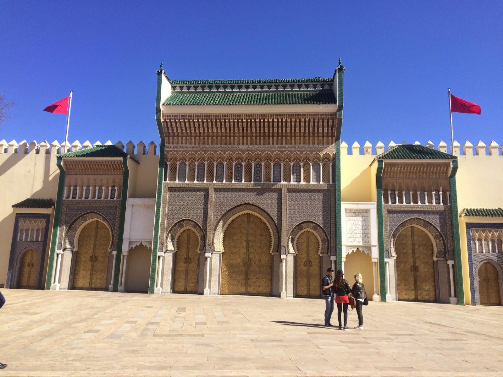 Fes Palace, Morocco, Marac