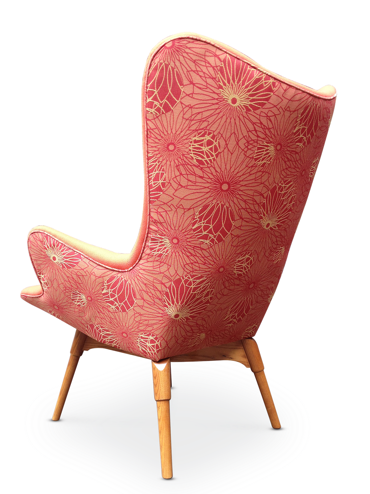 Bespoke funy bedroom chair whimsical world of laura bird for Funky furniture