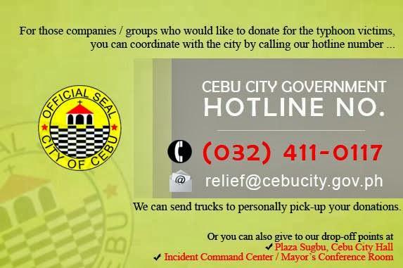 CebuOnlineTV-Yolanda-Donations-Cebu-City